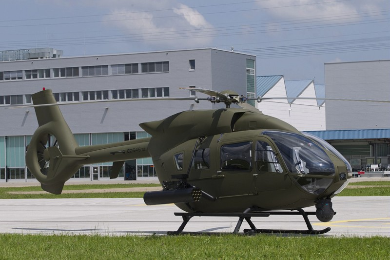 Special operations teams can quickly access the aircraft thanks to its spacious cabin, which has two large sliding side doors and double clamshell doors at the rear