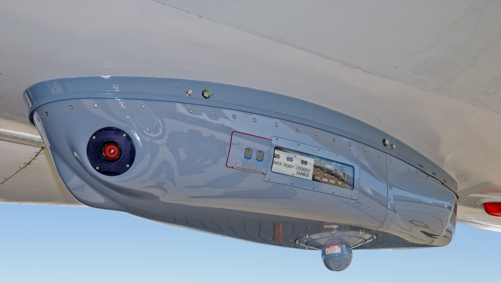 The system benefits from the LAIRCM Block 30 configuration, which incorporates the latest system processor technology, infrared missile warning sensors, the Viper laser and a new control interface unit