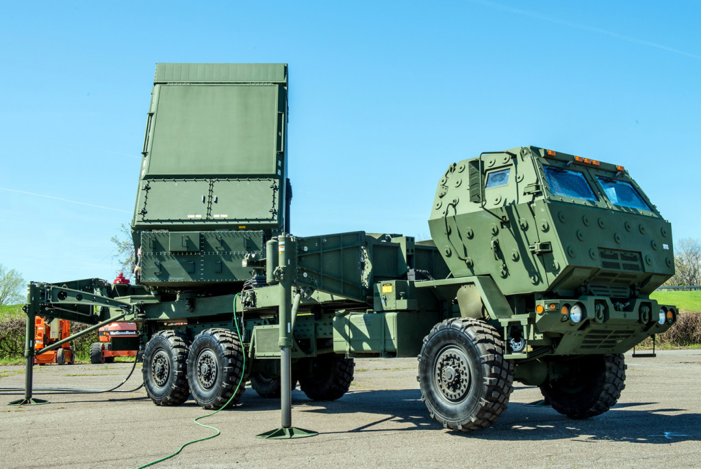 A MEADS MFCR in the U.S. configuration completes an emplacement demonstration in Syracuse, New York. Range testing continues in preparation for a tactical ballistic missile intercept test in late 2013