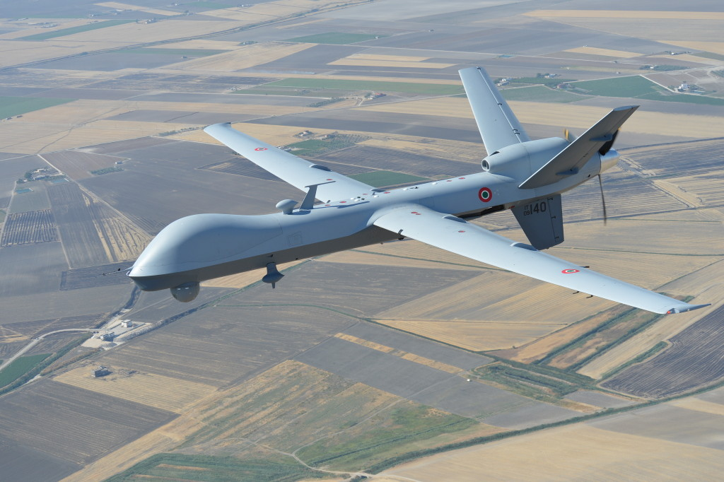 Italian Air Force MQ-9