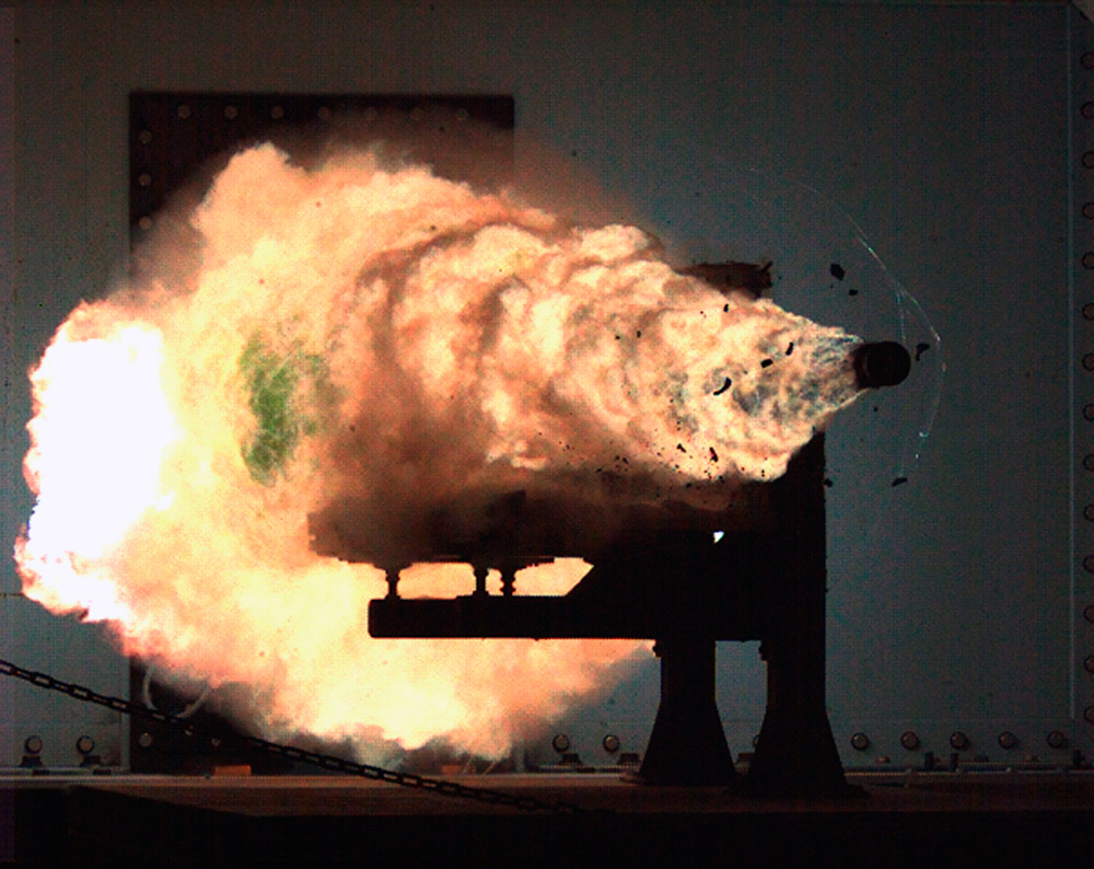 GA provides energy storage units for U.S. Navy 32-megajoule Railgun