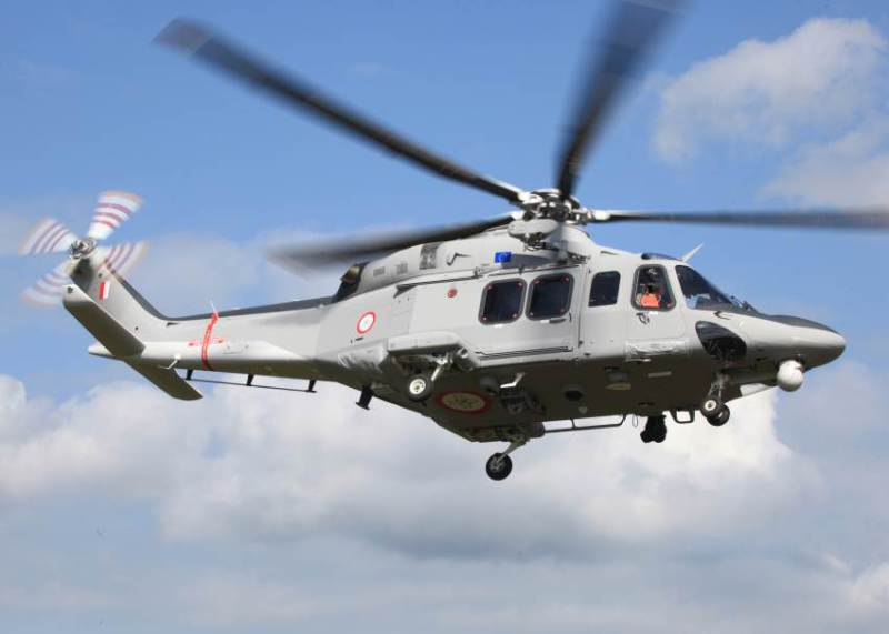 The Armed Forces of Malta, which already operate two AW139s for SAR and maritime surveillance, have ordered a third, with financial assistance from the European Union