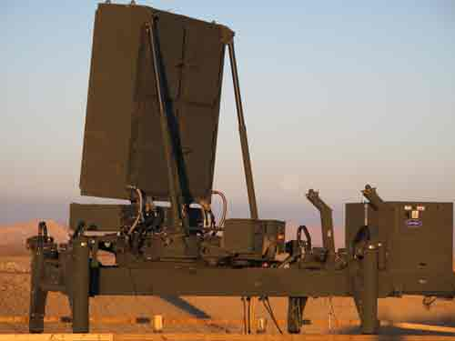 The delivery of the radar systems is expected to begin in 2017