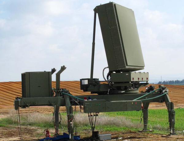 The first contract is to procure 10 Medium Range Radar Systems within three years, and a second contract is for related in-service support