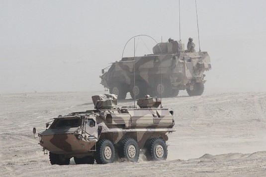 A reliable «workhorse» for the German Bundeswehr: the Fox armoured wheeled vehicle