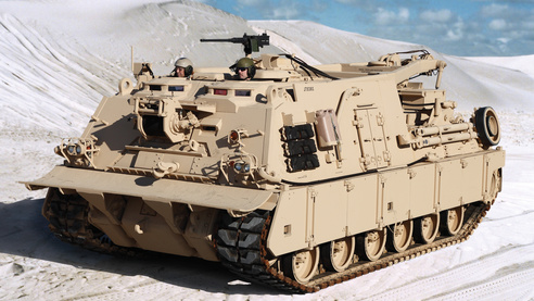 BAE Systems is under contract for 770 army vehicles and 100 for the US Marine Corps. So far it has completed 680 for the army, which has a pure fleet objective of 933 M88A2s