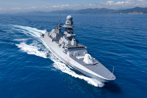 The FREMM will be built in Anti-Submarine Warfare (ASM/ASW), Anti-Air Warfare (FREDA) and General Purpose (GP) versions