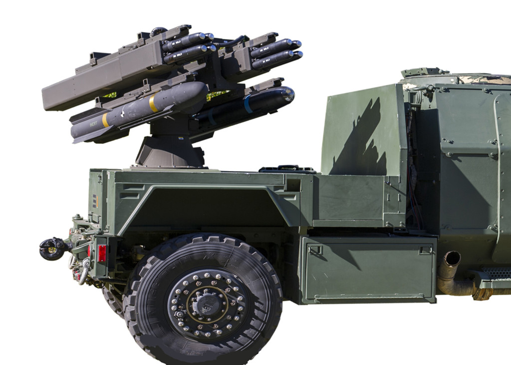 Lockheed Martin's JAGM is also compatible with multiple platforms