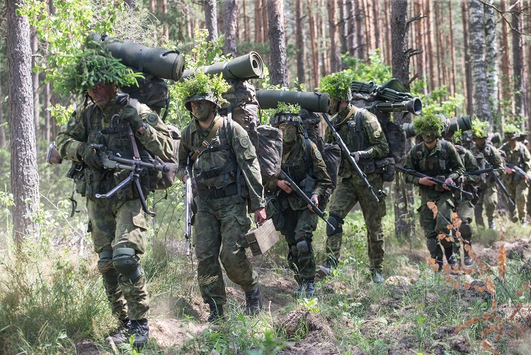 The LITPOLUKRBRIG is planned to be made up of an international staff, three battalions and special-purpose units