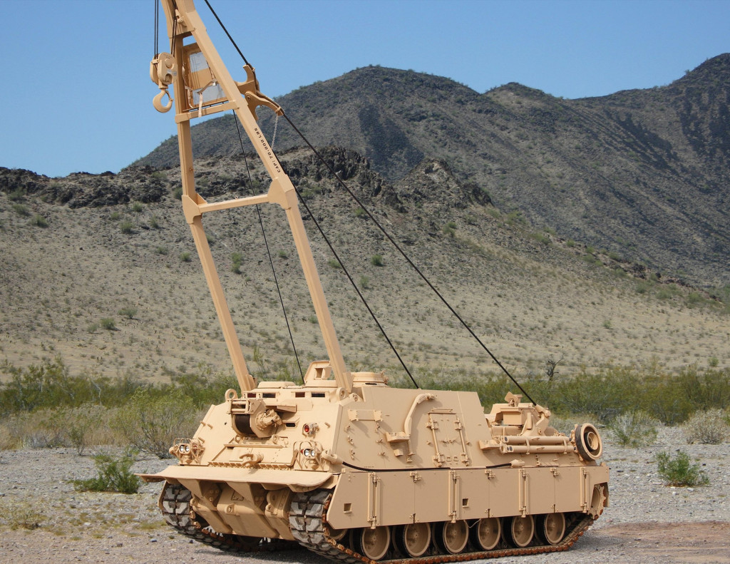 BAE Systems will convert M88A1 recovery vehicles to the M88A2 Heavy Equipment Recovery Combat Utility Lift Evacuation System configuration