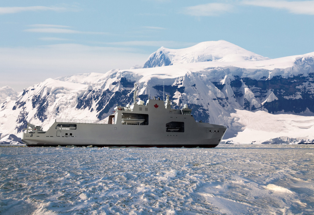 New Arctic/Offshore Patrol Ship to be named in honor of French-Canadian hero of War of 1812, Frédérick Rolette