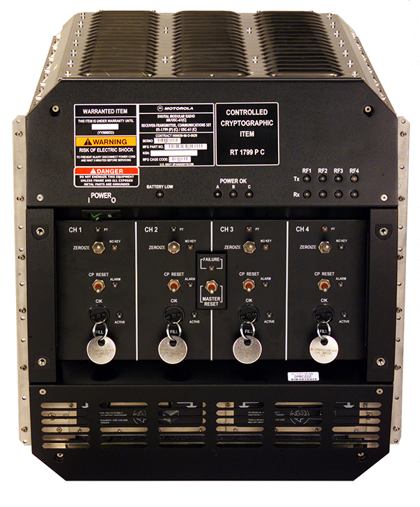 Built using open architecture standards, General Dynamics' Digital Modular Radios continue to provide improved functionality and interoperability while setting the stage to incorporate next-generation communications, including forthcoming waveforms and advanced network connectivity