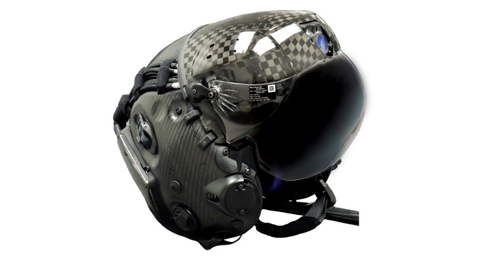 F-35 Gen III Helmet Mounted Display System