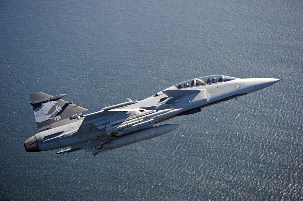 From the very beginning, Gripen has been designed to be a true multi-role and swing-role fighter – meaning it can perform air-to-air, air-to-surface and reconnaissance missions