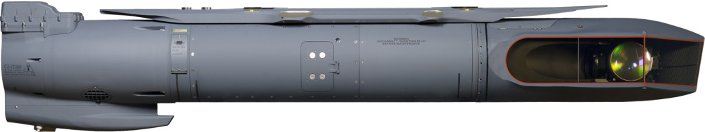 Sniper Advanced Targeting Pod (Photo by Lockheed Martin)