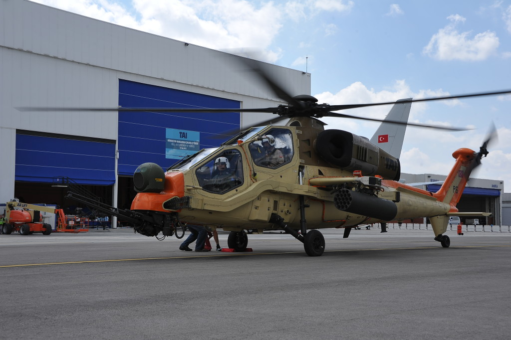 The first batch of T129 ATAK Helicopters has already been delivered to the Turkish Armed Forces and is in service supporting the missions of the Turkish Army