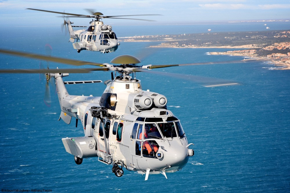 Fleet will be used for combat search & rescue, national search & rescue flights and troop transportation missions
