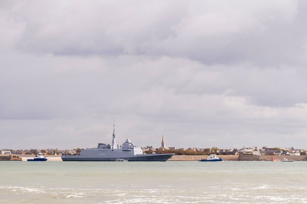In the medium term, the FREMM programme will involve for DCNS the construction of ten frigates, eight of them for the French Navy