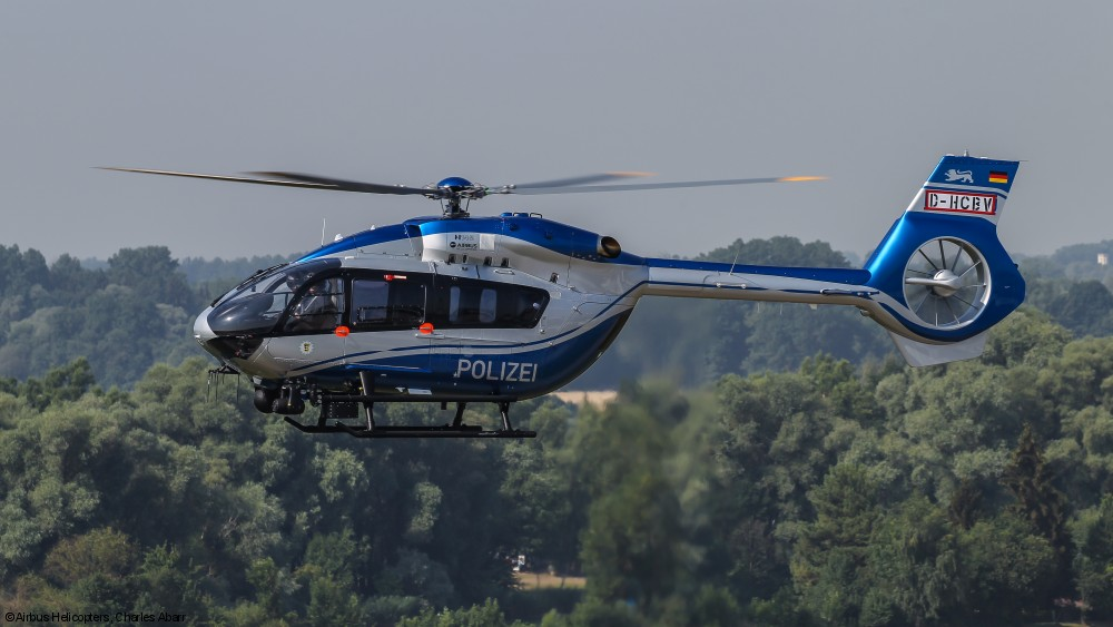 H145 first flight