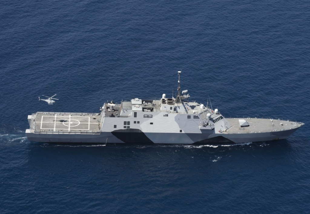 MMSC reconfigurable hull design and open integration, multi-mission capability enables the simultaneous conduct anti-air, mine countermeasures, anti-surface, anti-submarine, and electronic warfare tasks
