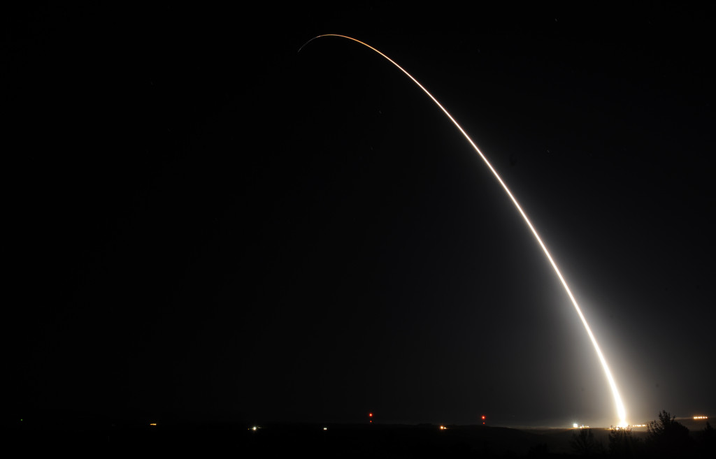 The current ICBM force consists of 450 Minuteman III missiles located at the 90th Missile Wing at F.E. Warren AFB, Wyoming; the 341st Missile Wing at Malmstrom AFB, Montana; and the 91st Missile Wing at Minot AFB, North Dakota