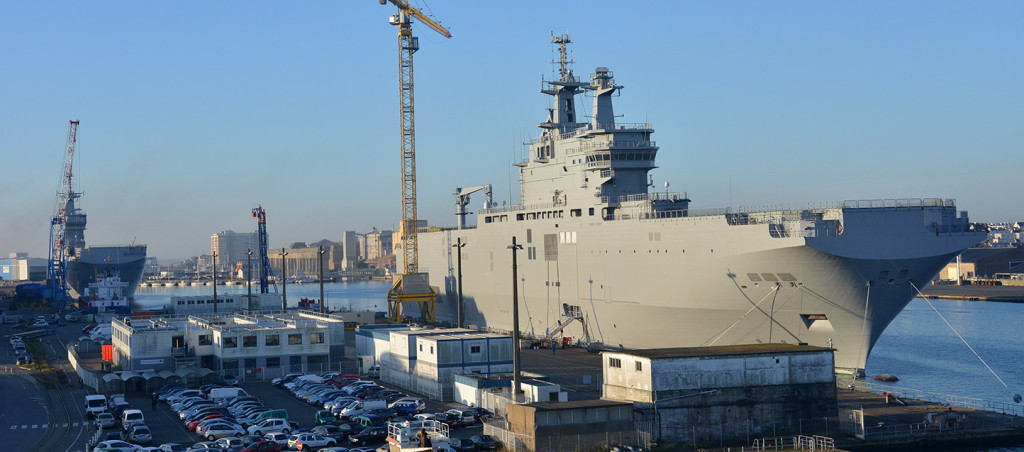 Less than a year after its controversial decision not to deliver two Mistral LHDs to Russia, France has found an alternative buyer in Egypt, and signed the formal sale contract on Saturday October 10