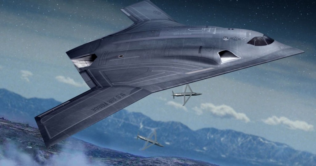 Northrop plans to work on a potential LRS-B in Florida