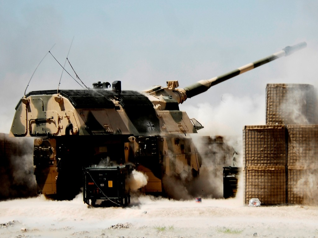 The PzH 2000 satisfies all international requirements for a modern tube artillery system and is currently in use with four NATO member countries