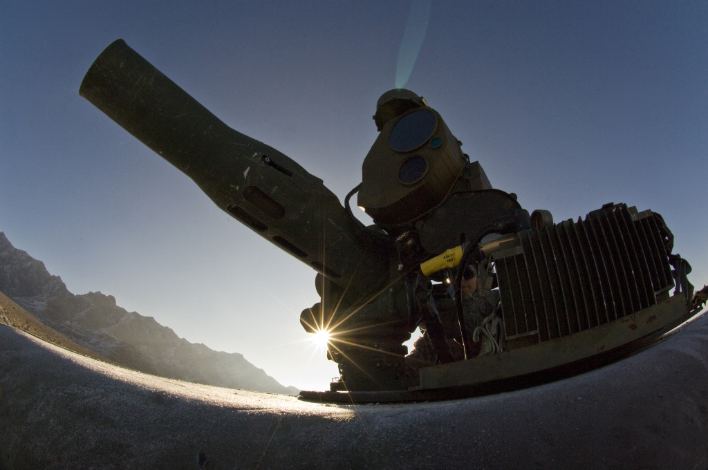 Raytheon Company has delivered more than 675,000 TOW Weapon Systems to U.S. and allied warfighters