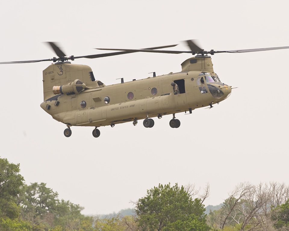 The current CH-47F/MH-47G modernization programs will ensure this tandem rotor helicopter remains in the Army fleet through the 2030s