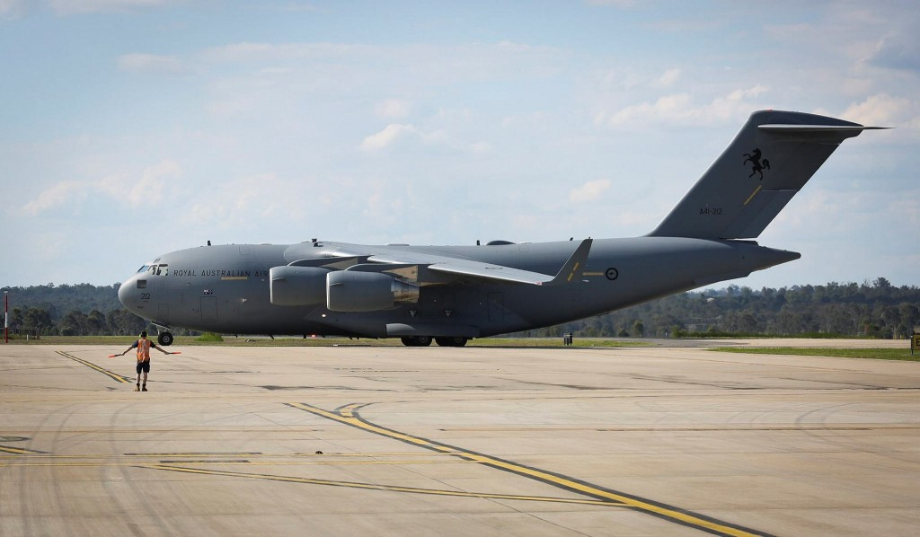 RAAF Completes the C-17A Globemaster Fleet