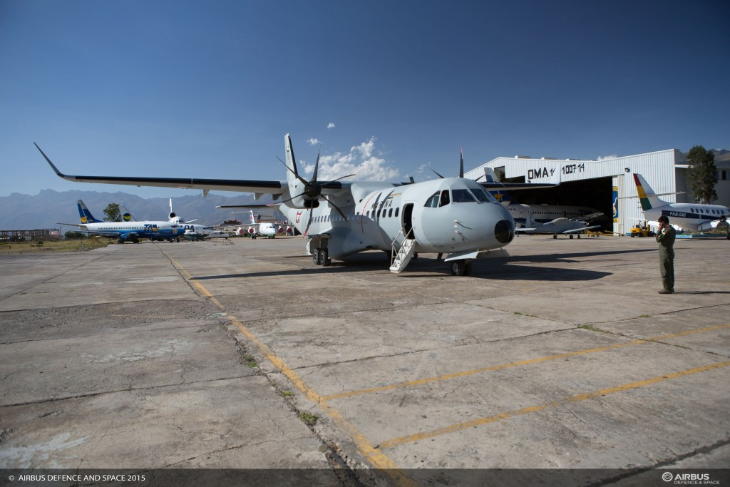 The C295's Short Take-Off & Landing (STOL) capability combined with a strong landing gear enable it to operate in the most austere locations with the worst conditions for take-off and landings