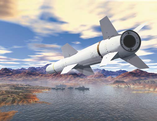 The multi-mission Block II is deployable from all current Harpoon missile system platforms with either existing command and launch equipment or the commercially available Advanced Harpoon Weapon Control System (AHWCS)