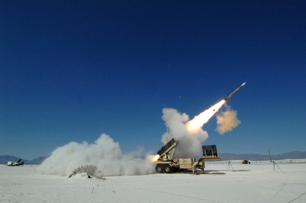 Enemy tactical ballistic missiles, cruise missiles and aircraft have met their match. Meet the PAC-3 interceptor – one the most advanced, capable and powerful terminal air defense missiles in the world