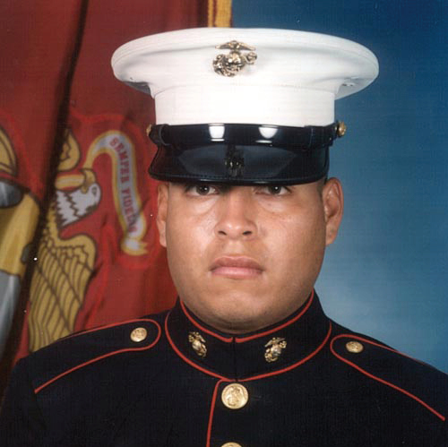 Peralta was killed in action on November 15, 2004, while clearing houses in the Iraqi city of Fallujah