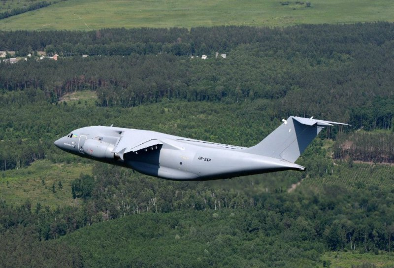 The Antonov An-178 will equip the Royal Saudi Air Force