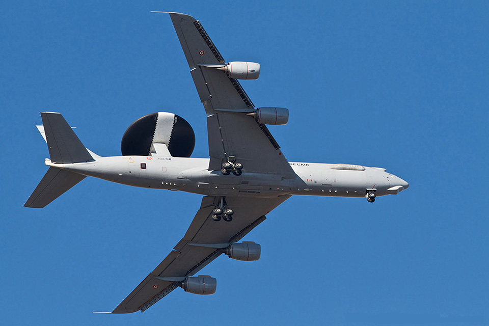 Boeing has provided Australia, France, Japan, the North Atlantic Treaty Organization (NATO), South Korea, Saudi Arabia, Turkey and the United Kingdom with AWACS