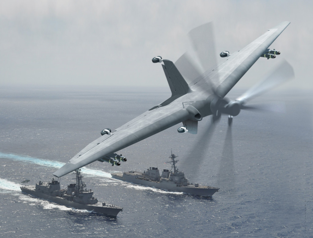 DARPA has awarded Phase 3 of TERN to a team led by the Northrop Grumman Corporation. DARPA plans to build a full-scale demonstrator system of a medium-altitude, long-endurance UAS designed to use forward-deployed small ships as mobile launch and recovery sites