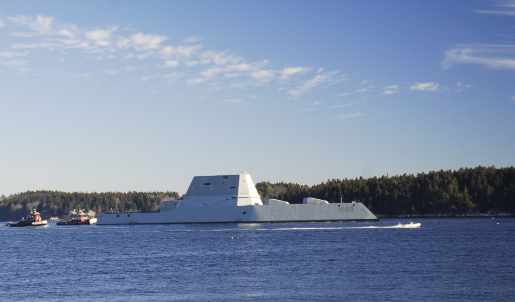 Following the completion of the HM&E trials, the ship will transit to the Pacific to complete the activation of its combat system and is planned to be home-ported initially at Naval Station San Diego