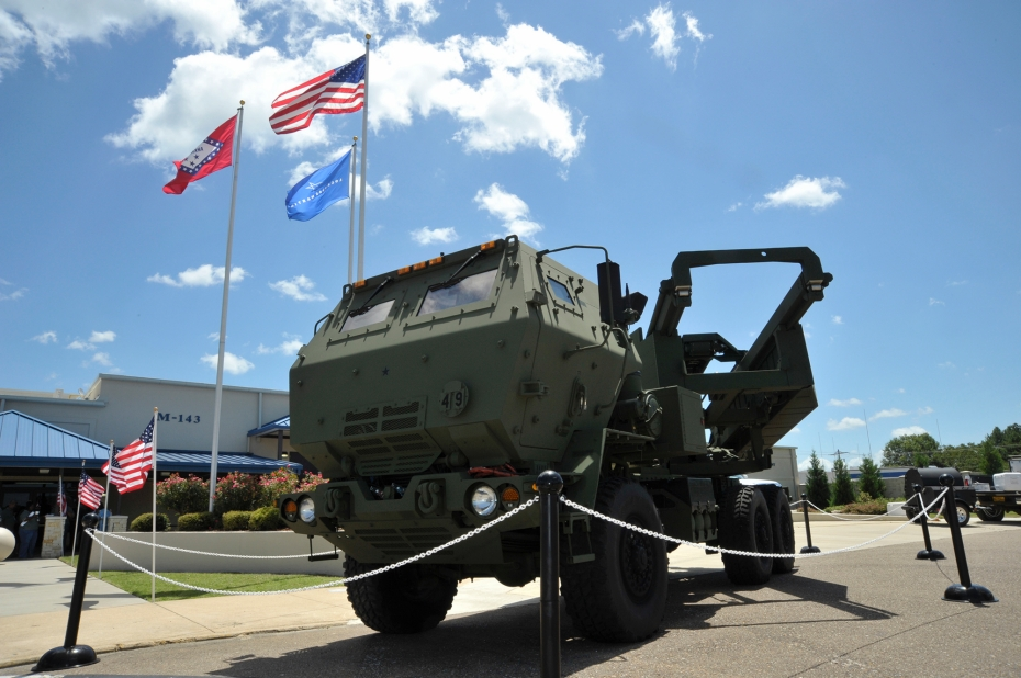 The combat-proven HIMARS is C-130 transportable, allowing MLRS firepower to be moved rapidly into areas previously inaccessible