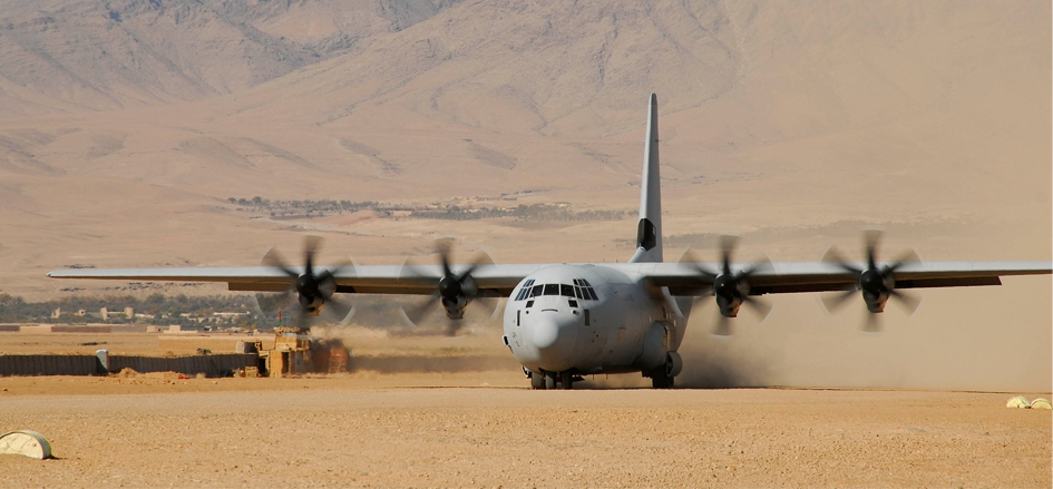 The C-130J Super Hercules is the most flexible airlifter in the world