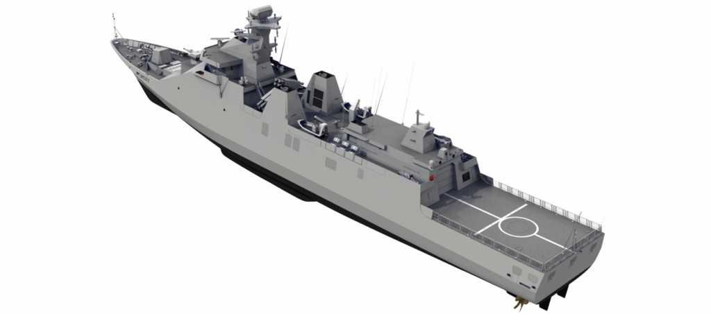 By using Finite Element Analysis, the actual behaviour of a ship's structure can be simulated. Undesired effects can be found and corrected
