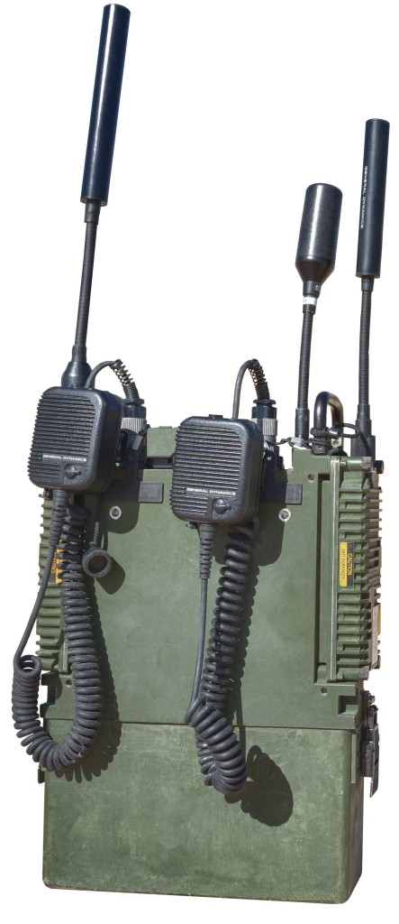 MUOS Manpack is the DoD Radio Terminal for MUOS Program
