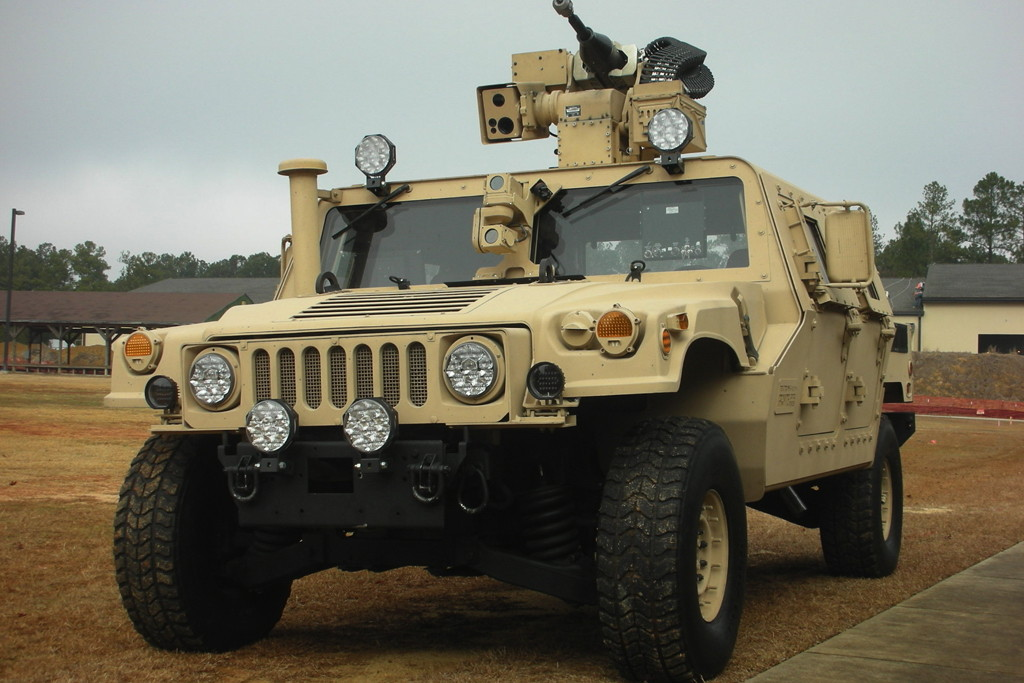 Developed to provide significant improvements to performance, durability and ballistic and blast protection, the Survivable Combat Tactical Vehicle (SCTV) redefines survivability for the High Mobility Multipurpose Wheeled Vehicle (HMMWV)