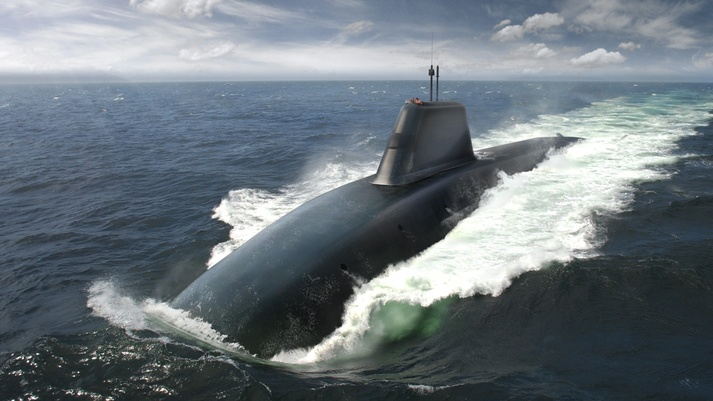 BAE Systems awarded £201 million to further Successor Submarine design