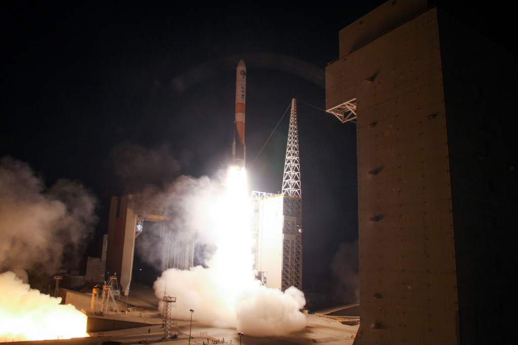 The mission will be launched for the National Reconnaissance Office in support of national defense