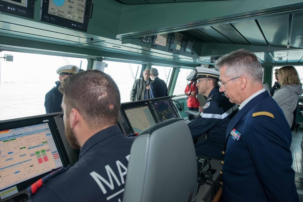 DCNS delivers its 5th FREMM frigate, Languedoc