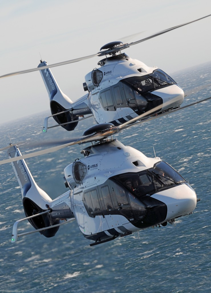 Airbus Helicopters ready to sign letters of intent for the H160