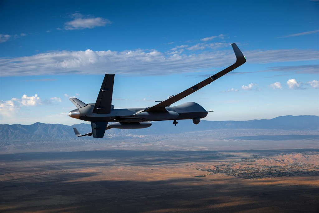 Predator B/MQ-9 Reaper Extended Range is highly modular and is configured easily with a variety of payloads to meet mission requirements