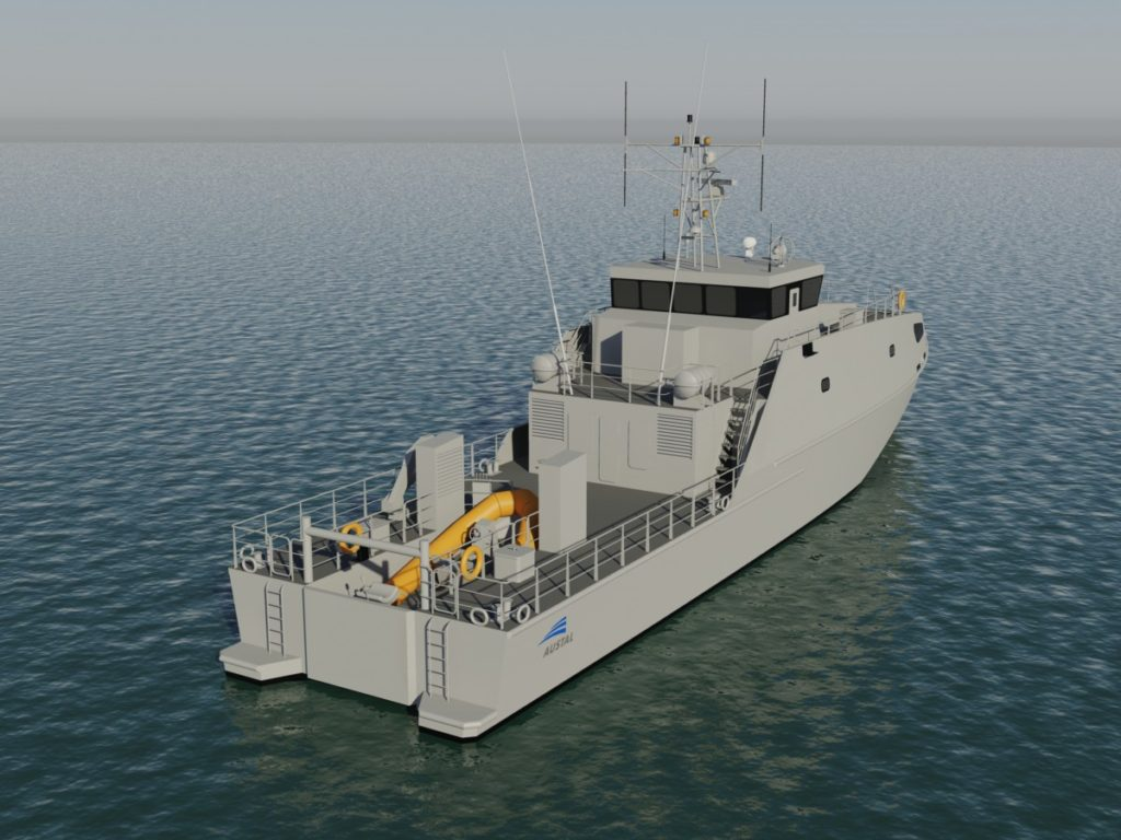 Austal Selected as Preferred Tenderer for Pacific Patrol Boat Replacement Project